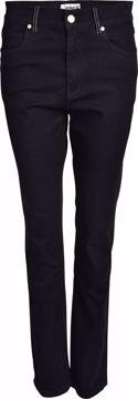 Net Jeans Sort