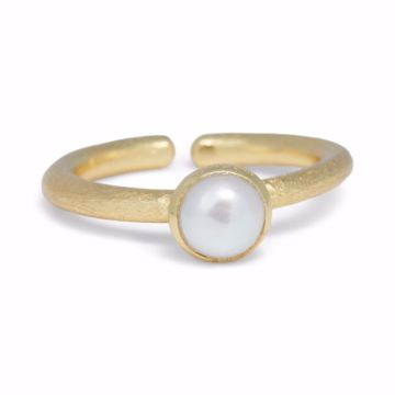 Pure perle Ring