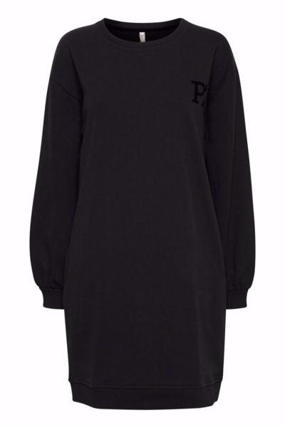 pulz sweatshirt kjole