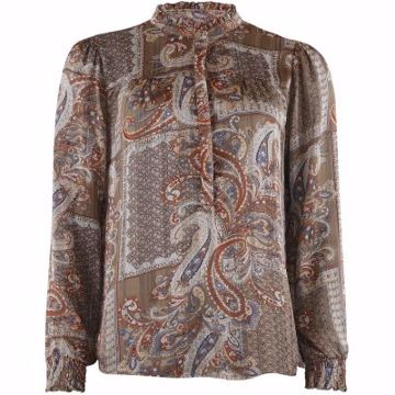 continue asta new paisley bluse