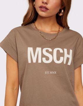 moss cph logo tshirt